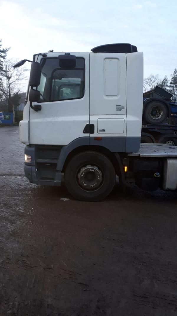DAF CF 2008 sleeper cab
