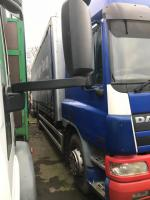 DAF CF65 sleeper cab